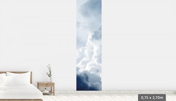 Fototapete Wolken 1 Bahn
