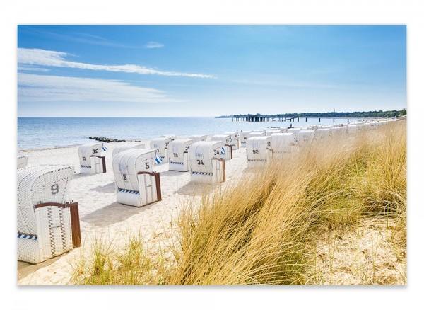Druck auf Leinwand Strand Naturfotografie