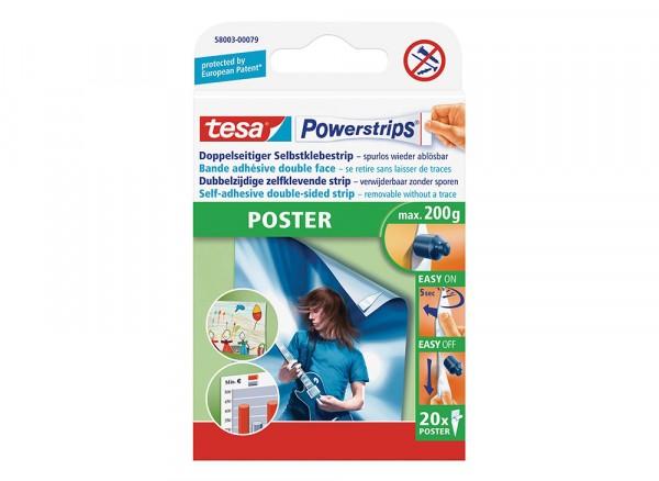 Powerstrips für Poster