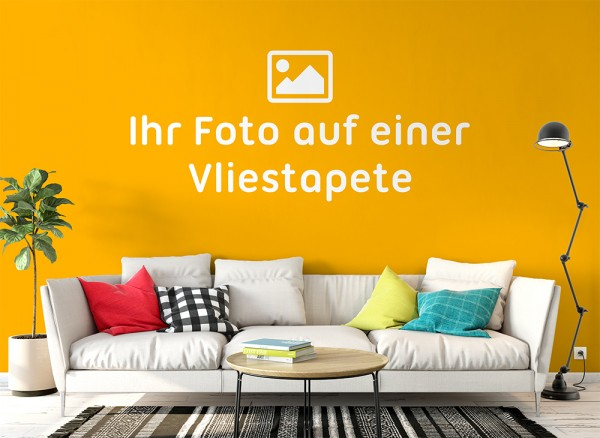 Fototapete Vlies selbst gestalten