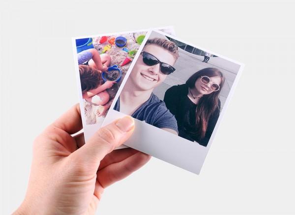 Polaroid Foto-Magnete Motivbeispiele